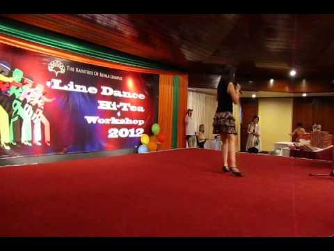 Line Dance: Private Affair