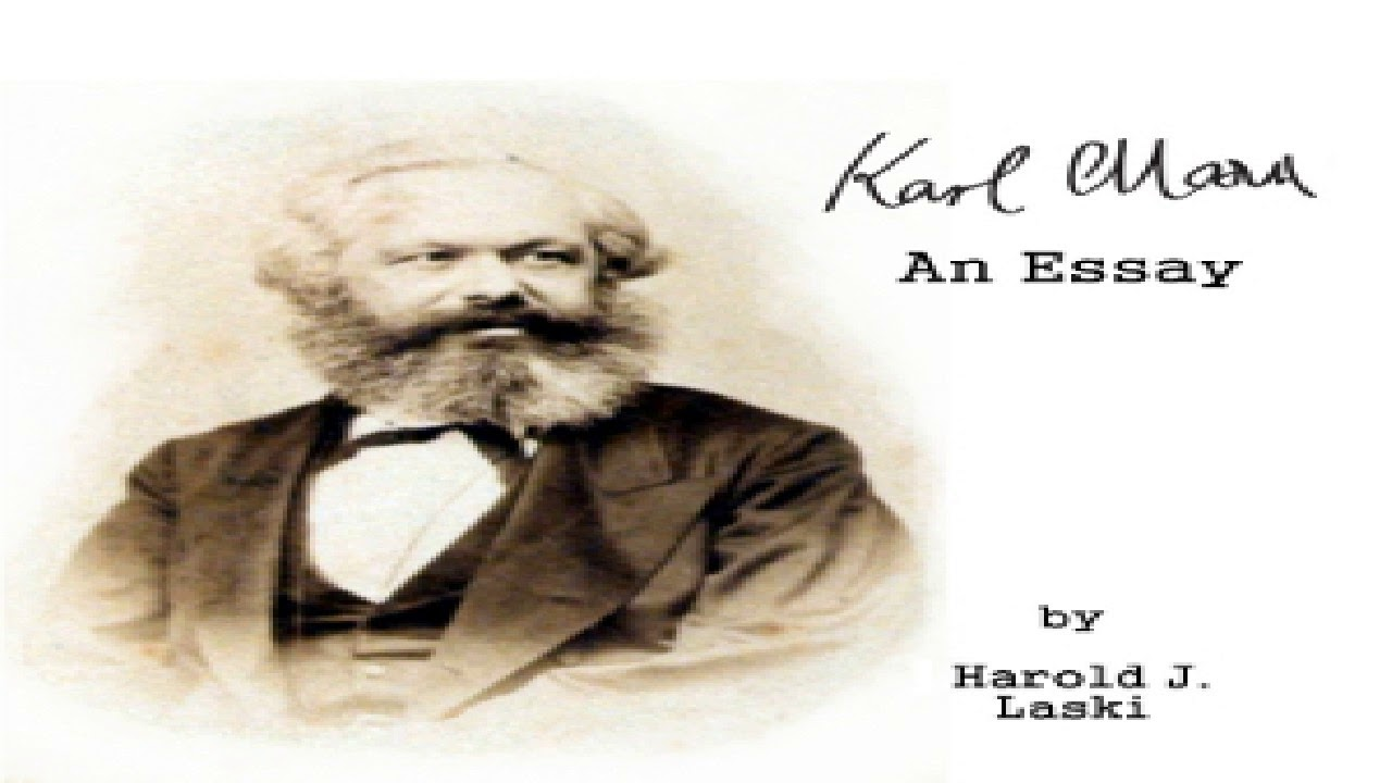 Karl Marx An Essay  Harold J Laski  Biography  Autobiography  Karl Marx An Essay  Harold J Laski  Biography  Autobiography Political  Science  Book