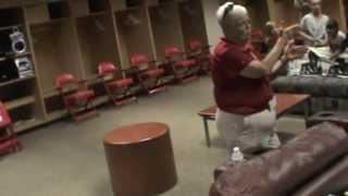 Pacman072286 in Angel stadium Tour July 12th 2013 Part 3 of 6