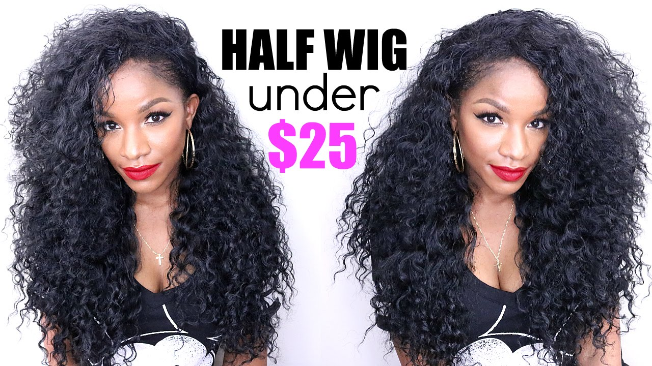 which hair style suits my curly half wig 25 thebrilliantbeauty 2601
