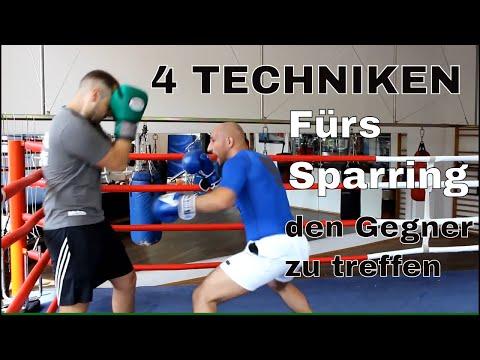 4 Boxtechniken Den Gegner Trotz Doppeldeckung Zu Schlagen!