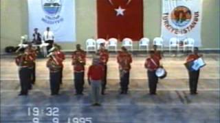 1995 TUFAG FESTİVALİ - BELEDİYE BANDO TAKIMI