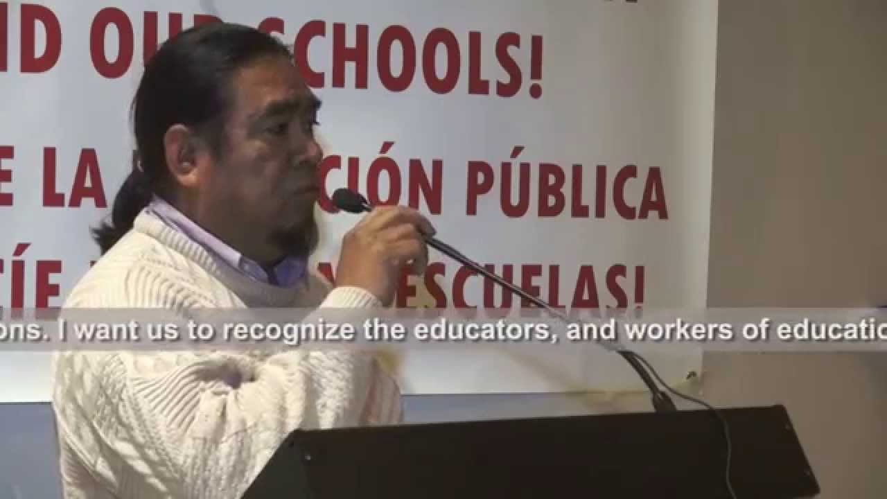Labor Beat: Tri-National Conference in Defense of Public ...