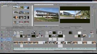 Video montaj etmek programı (programi) yukle (yüklə) indir Sony Vegas Pro