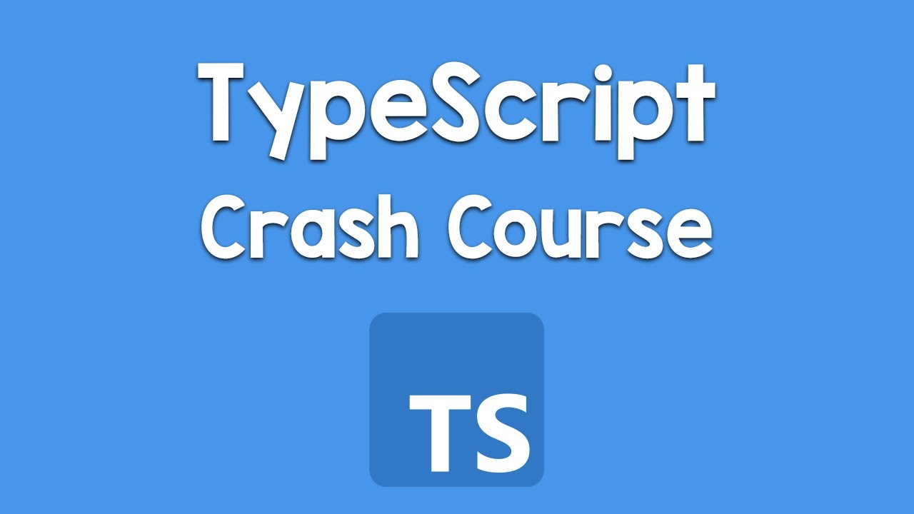 TypeScript Crash Course for Beginners