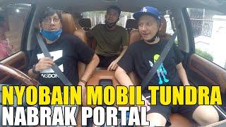 ANDRE DAN RAFFI AHMAD NYOBAIN MOBIL GADING NABRAK PORTAL.. NGGAK JADI BELI SUSAH BAWANYA
