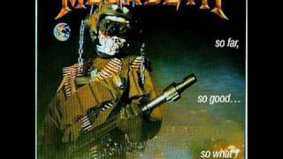 Megadeth - Into The Lungs Of Hell