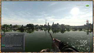 Fishing Planet Closed Beta: Catching A Big Carp