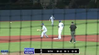 Baseball Highlights vs. Widener