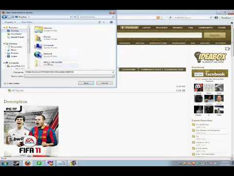 Download fifa 2011 full game pc for free with crack.