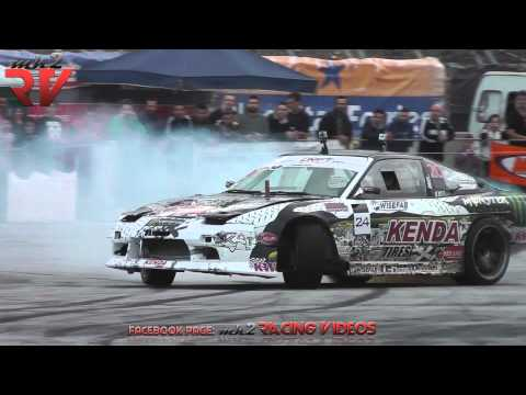 European Series Drift Allstars Lavrio @ MK2