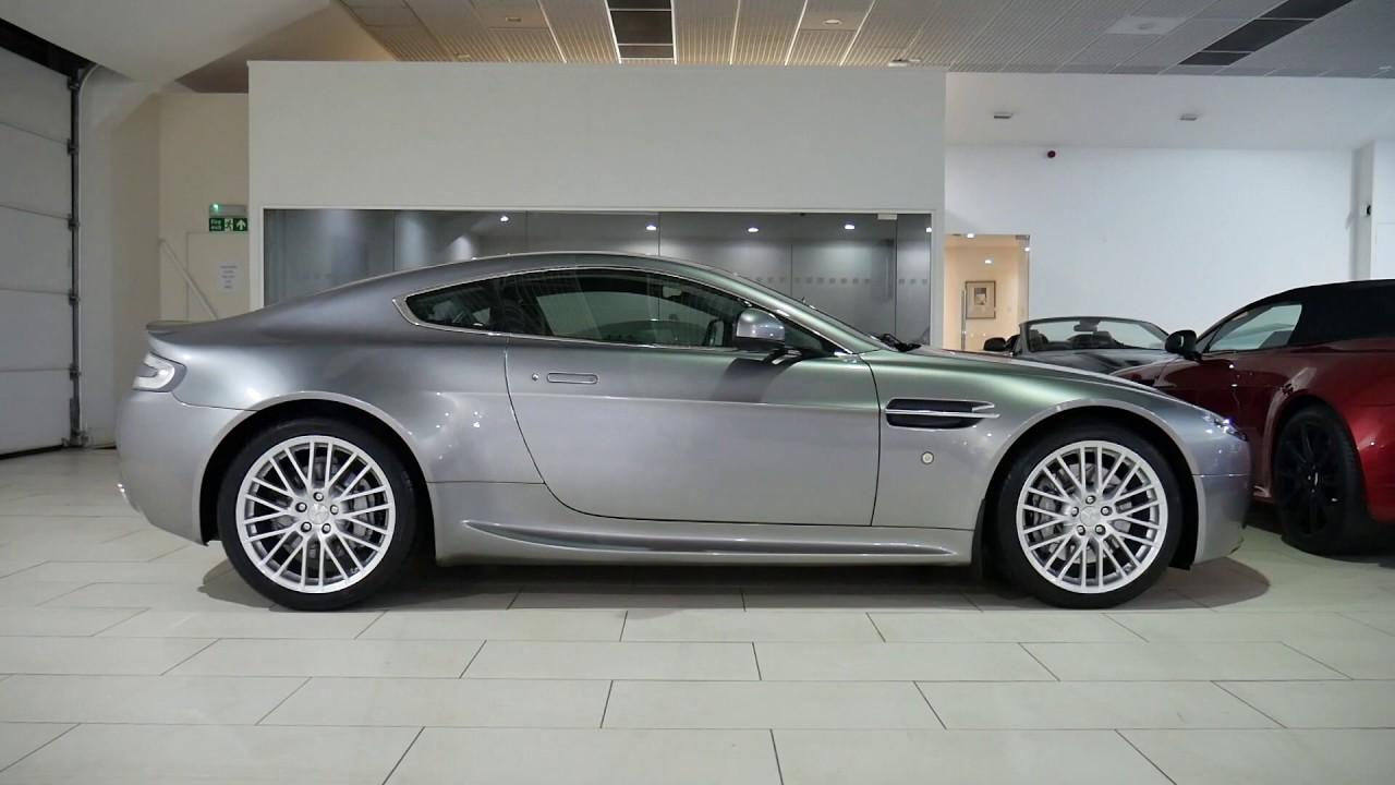 Aston Martin Vantage V8 Full Interior And Exterior Walkaround Review Youtube