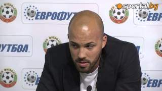 Николай Михайлов за трансфера си в Мерсин