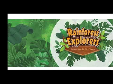 Rainforest Explorers VBS Overview