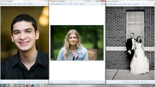 Depth of Field Tutorial - DOF - For Portraits and Group Shots. Photography Tutorial and Tips