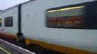 Eurostars On 3RD Rail