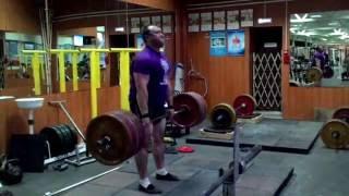 Sagatov Timur deadlift RAW 250kg*8@115kg(, 2016-08-13T21:09:47.000Z)