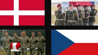 Croats killed Danish and Czech soldiers and used prisoners of war as a human shield -Operation Storm