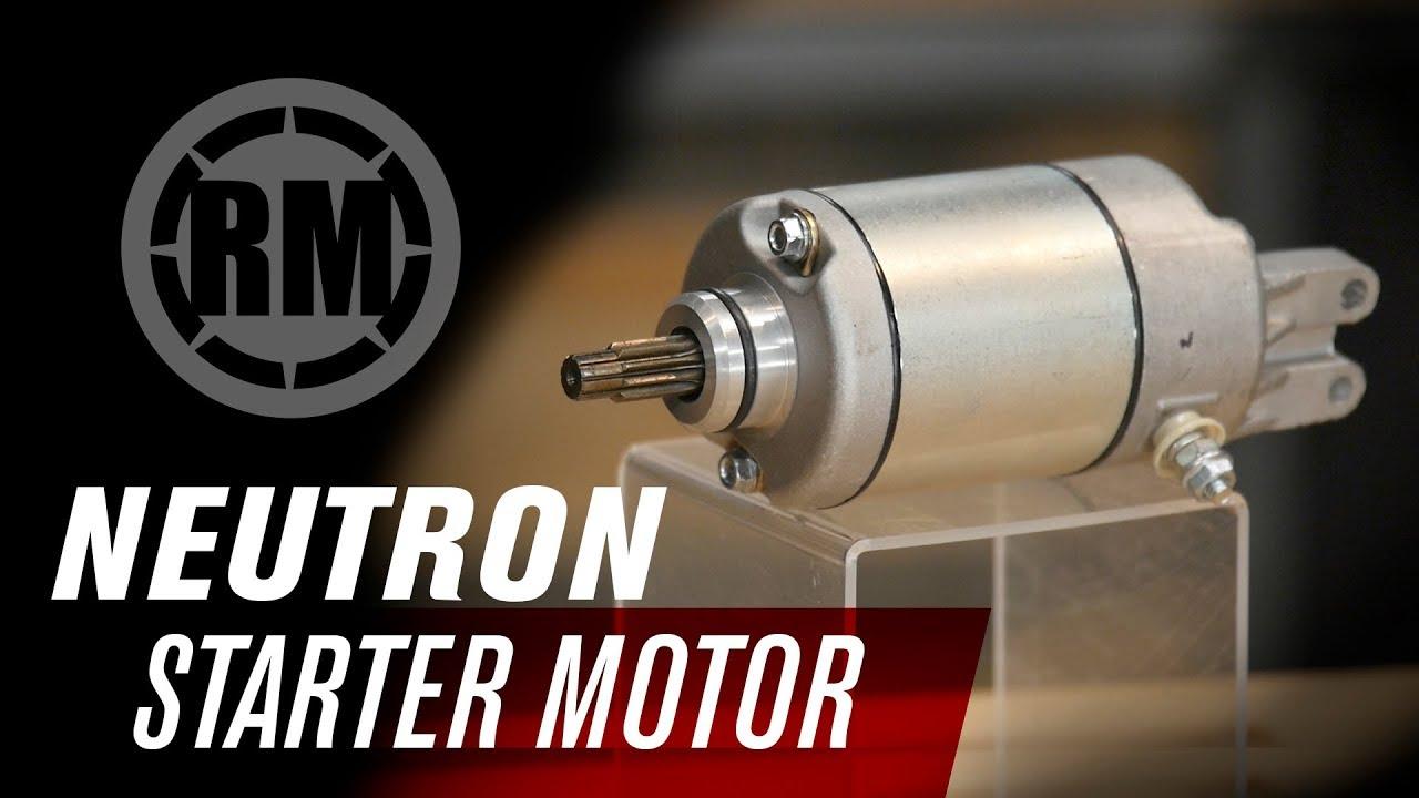 Neutron Starter | Parts & Accessories | Rocky Mountain ATV/MC