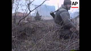 RUSSIA: CHECHNYA: LATEST SITUATION