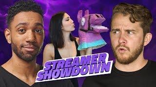 Fortnite: Runjdrun Vs Sam Bashor- Streamer Showdown!