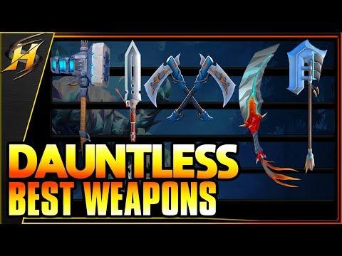 DAUNTLESS Axe Guide | Dauntless Axe Tips | GRIM ONSLAUGHT - YouTube