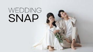 웨딩 촬영 브이로그  비비엔다,켈리손윤희,애브뉴준오,테…