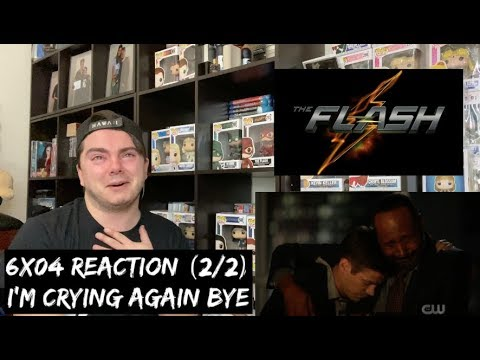 Download THE FLASH - 6x04 'THERE WILL BE BLOOD' REACTION (2/2)