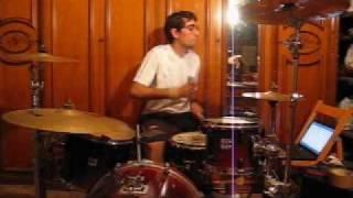 モンゴル800 小さな恋の歌・Mongol800-Chiisana koi no uta drums cover by Mattia Cordiano