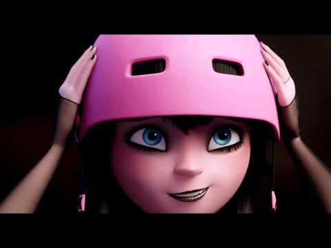 HOTEL TRANSSILVANIEN 2 in 3D - Filmclip BMX Action   Ab 16.10.2015 im Kin