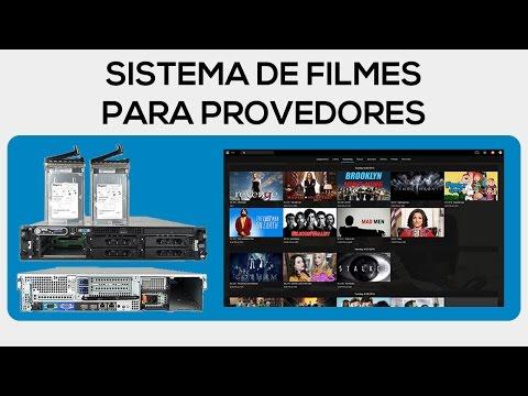 SERVIDOR DE FILMES PARA PROVEDORES