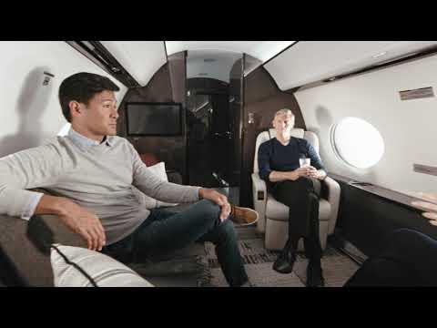 Gulfstream G600: Interior Spotlight