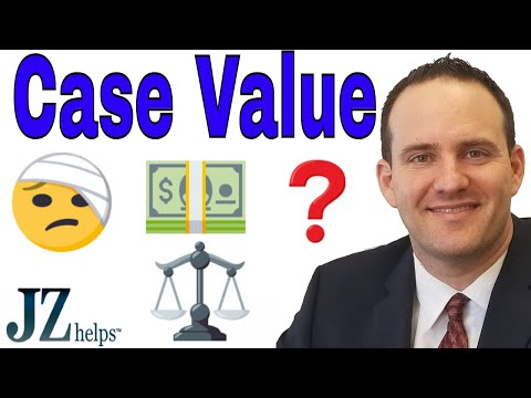 How Much Is My Personal Injury Case Worth? (2018 Settlement Formula)