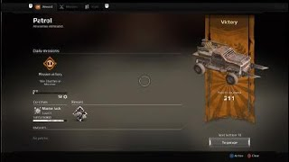 Some crossout gameplay