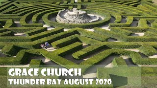 August 16th, 2020-Pastor Martin Lord (Grace Church)