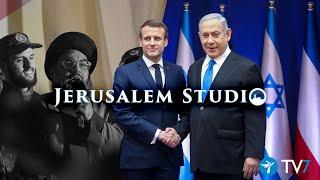 France's growing Mideast presence - Jerusalem Studio 542