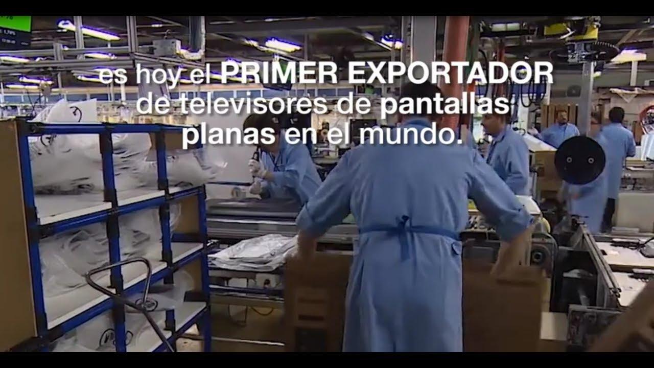 Exportación De Pantallas Planas