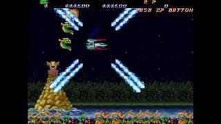 Arcade Longplay [658] Hellfire
