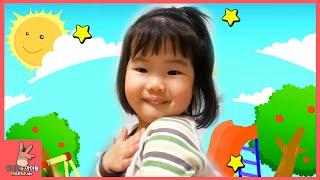 유니의 문닫기 쇼 feat. 나 유니야! ♡ 말이야와 아이들 일상 어린이 놀이 Yuni door closing show time Vlog | 말이야와아이들 MariAndKids