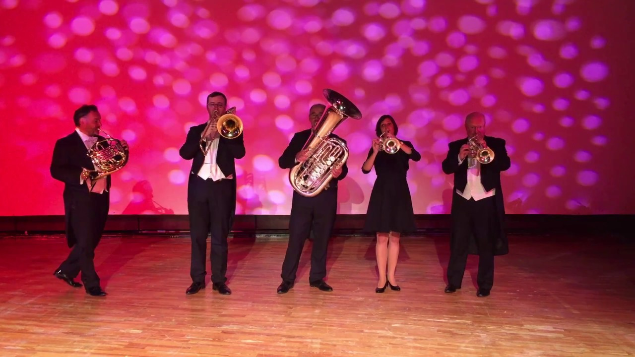 Harmonic Brass In Concert