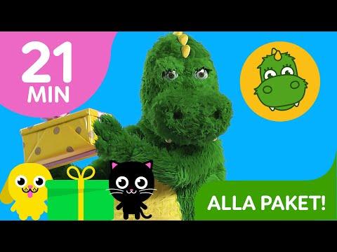 Bolibompa Baby: Mixade klipp PAKET