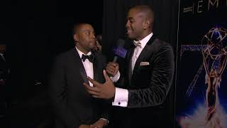70th Emmy Awards: Backstage LIVE! with Kenan Thompson