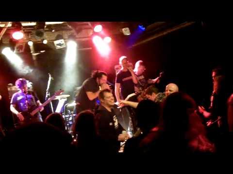 Sailing on @ Punk Metal Karaoke, Db's 2014