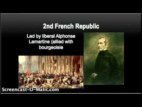 1848 Revolution in France