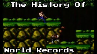 The History of Contra World Records