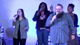 Cassidy Campbell and the ROL/MHOP Praise and Worship Team