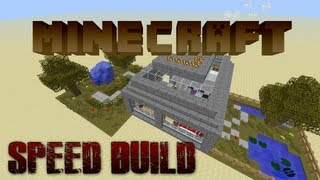Download Minecraft: Speed Build #1 - Small House