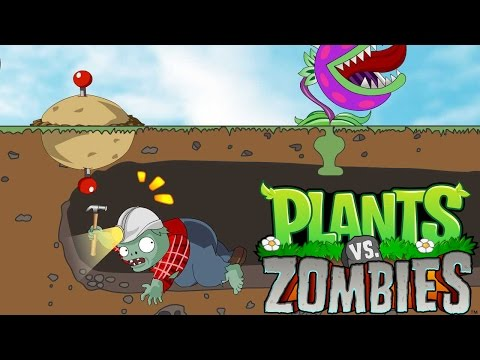Plants vs. Zombies Animation : Secret Weapon