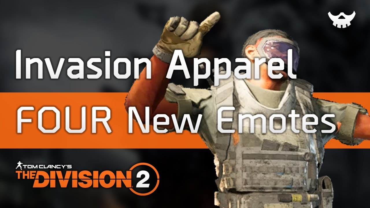 Complete Guide to The Division 2 Apparel Event - All Skins