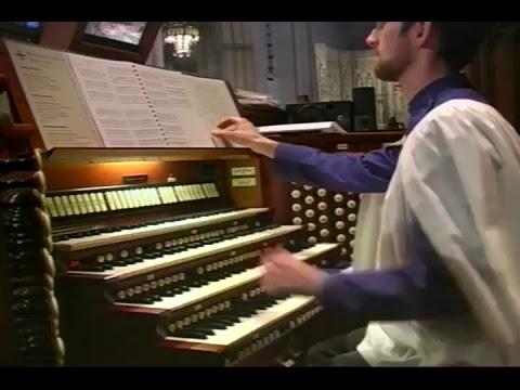 December 10, 2017: 11:15am Sunday Worship Service at Washington National Cathedral